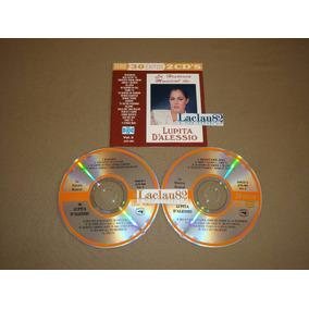 Lupita D´alessio Vol 2 La Historia Musical Orfeon Cd Doble