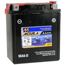 Bateria Selada Ma6-di Dafra Apache 150 Riva 150 Speed 150