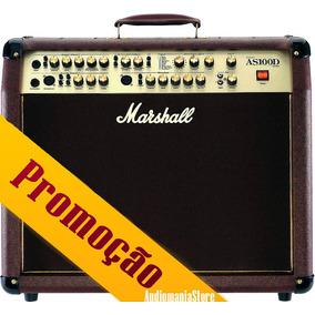 Marshall As100d Amplificador Para Violão Combo Promoçao