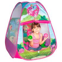 Toca Barraca Infantil Tenda Casinha My Little Pony - Braskit