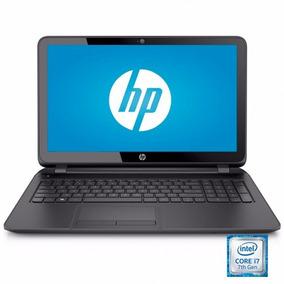 Notebook Hp - Intel I7 (7ma Gen) - 15.6 - 6gb Ddr4 - 1tb
