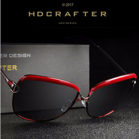 Lentes De Sol Mujer Hdcrafter Uv400 Polarizados Gafas Dama