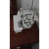 Maquina Overlock Fileteadora