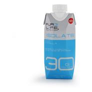 Pure Life Proteina Lista Para Beber | 100% Whey Protein Iso