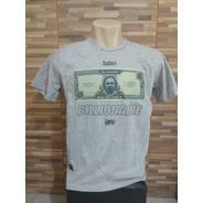 Camiseta Unissex Chronic Original Dollar El Chapo