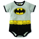 Body Bebê Desenho Animado Batman