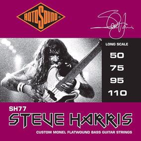 Encordoamento Rotosound Baixo 4 C Steve Harris Frete Grátis
