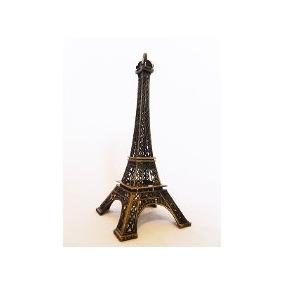 Torre Eiffel De Metal 8 Cm Adorno Souvenir Francia Paris