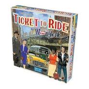 Board Game Ticket To Ride New York Galápagos (português)