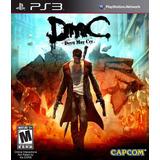 Dmc Devil May Cry Ps3 Digital Entrego Hoy!!!