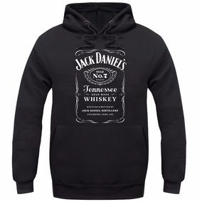 Blusa Moletom Jack Daniel