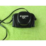 Antiga Capa Bolsa Para Máquina Fotográfica Câmera Canon Ql