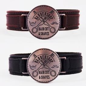 3116d6d3c54 Couro Pu Cool Imita o Wristband Pulseira De Diamantes - Joias e ...