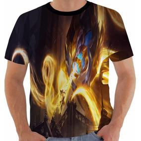 Camiseta League Of Legends Vel