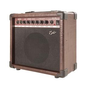 Amplificador Electroacústico 15 Watts Guitarra