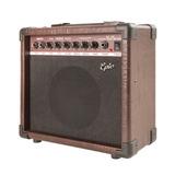 Amplificador Electroacústico Epic 15 Watts Guitarra
