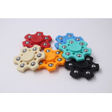 Fidget Spinner Hexagonal Original Envio Inmediato