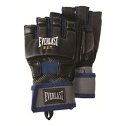 Guantes Mma Entrenamiento Everlast Fit Guantines Gym Pesas