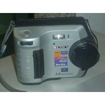 Maquina Fotografica Digital Sony