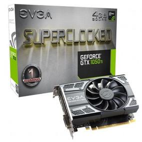 Evga Geforce Gtx 1050 Ti Sc Gaming 4gb 12x Sem Juros