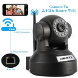 Owsoo 1080p Hd Wifi Camera +seguridad De Casa, Tienda, Y Mas