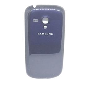 Tapa Trasera Samsung Galaxy Siii 3 Mini Negra