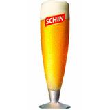 Taça Nova Schin 380ml Copo De Vidro Para Cerveja Original