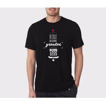 Camiseta Masculina Cristã, Gospel - João 3.30