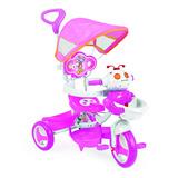 Triciclo Infantil Love Baby Bebê Som E Músicas A