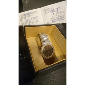 Relógio Bvlgari Bb33sld Completo Com Duas Pulseiras