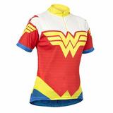 Camisas Ciclismo Feminina Três Peças