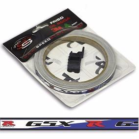 Friso Fita De Roda Personalizado - Suzuki - Gsxr - Sz 019