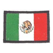 Parche Bandera Mexico