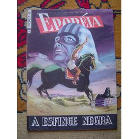 Epopeia Nº 13 - Ed-ebal De 1953 - A Esfinge Negra