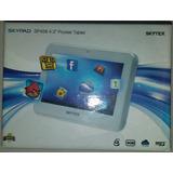 Tablet Skypad Sp458 4.3 Pocket Tablet