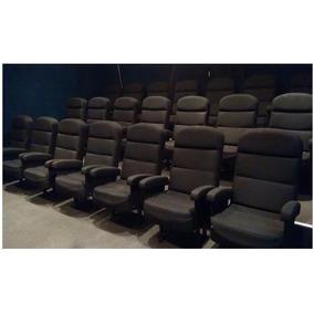 Poltronas Para Cinemas - Auditórios - Igrejas - Teatros -