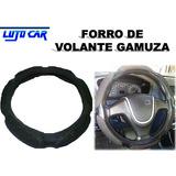 Forro De Volante Deportivo Auto / Tipo Gamuza