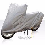 Capa Protetora Cobrir Moto Honda Biz Cg 125 150 Titan Tam P