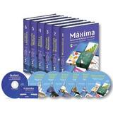 Enciclopedia Máxima Océano 6 Vols + 7 Cds Envío Gratis