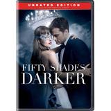 Dvd: 50 Sombras Más Oscuras *preventa*
