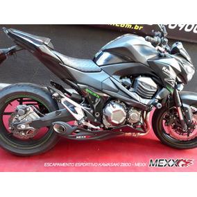 Escapamento Esportivo Kawasaki Z800
