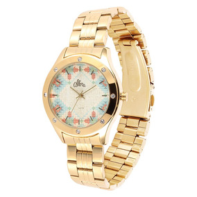 Relógio Feminino Allora Analógico Al2035ffs/4a
