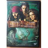 Piratas Del Caribe: El Cofre De La Muerte. Dvd.original