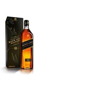 Whisky J Walker Etiqueta Negra X750ml