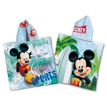 Poncho Toalla Piñata Mickey
