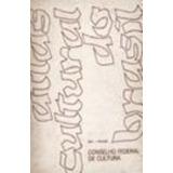 Livro Atlas Cultural Do Brasil Conselho Federal De Cultura