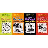 Diario De Um Banana Do Volume 8 Ao 11 Capa Dura