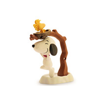 Boneco Snoopy E Woodstock Brinquedo Mc Donalds Lacrado