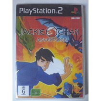 Jackie Chan Adventures Ps2 Game - Frete Grátis