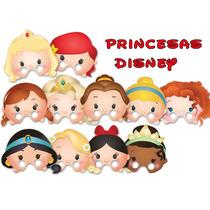 Mascara Antifaz Princesa Y Principes Sirenita Bella Bestia